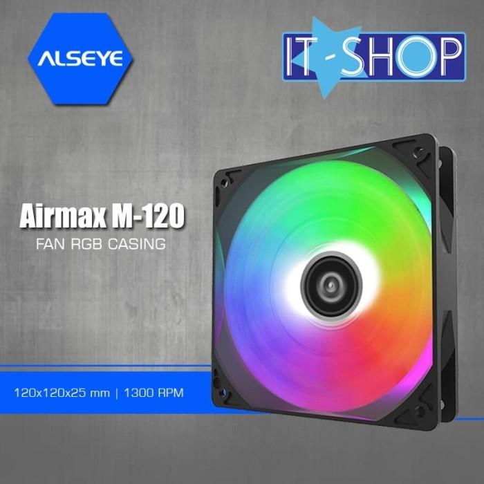 Foto Produk Alseye Fan AIRMAX M-120-MR RGB dari IT-SHOP-ONLINE