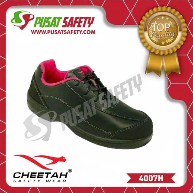 Foto Produk Sepatu Kerja Safety Cheetah 4007H - 35 dari Pusat Safety Online