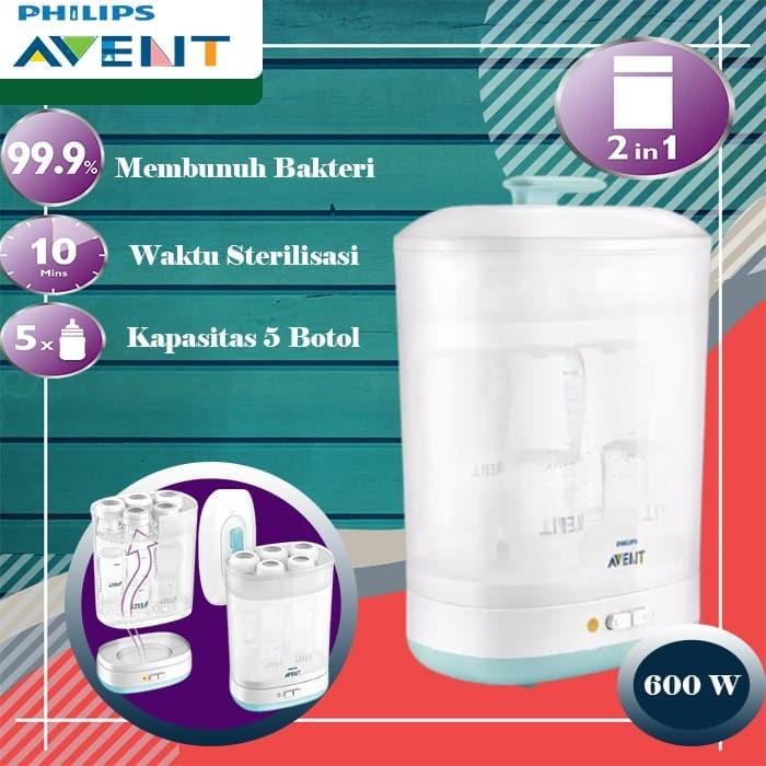 Foto Produk Avent Sterilizer Botol susu Philips Avent SCF922/03 dari Antostore.