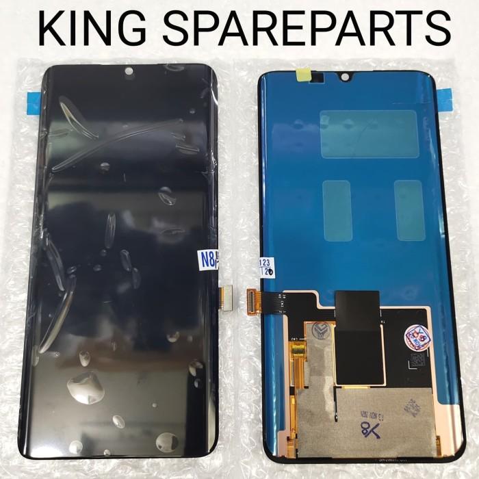 Foto Produk LCD TOUCHSCREEN XIAOMI REDMI NOTE 10 ORIGINAL - Hitam dari KING sparepart