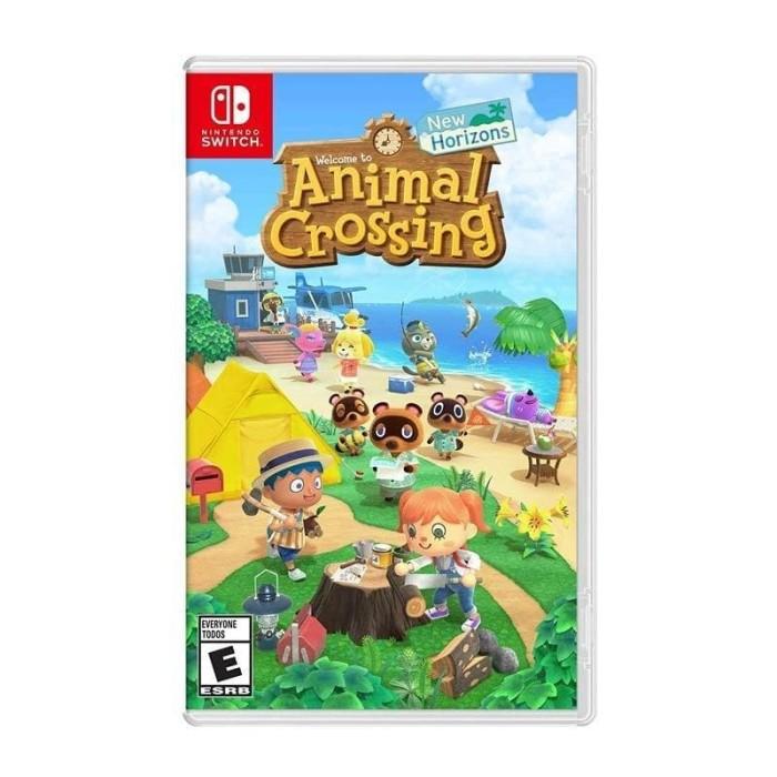 Jual Nintendo Switch Animal Crossing New Horizons Switch