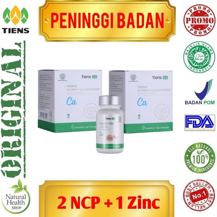 Foto Produk Peninggi badan Tiens /Grow up / Penambah tinggi badan dari Natural Health Shop