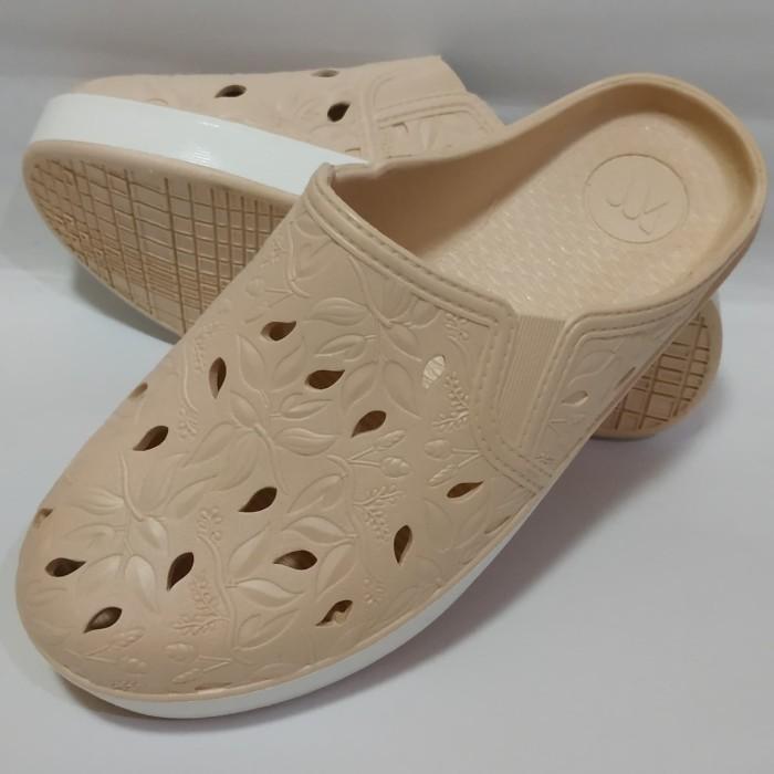 Foto Produk Sandal Slop Karet S36-41 Sandal Cantik Yumeida dari GROSIRAN SANDAL MURAH