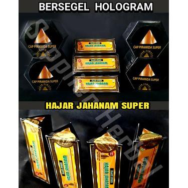 Foto Produk 2 segel premium Hajar-Jahanam 5ML_Hajar Jahanam -HJ Mesir ASLI dari Supplier Herbal ORI 100%
