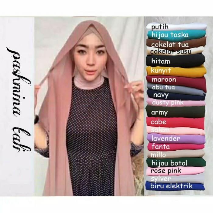 Jual Jilbab Pashmina Tali Hijab Pasmina Diamond Tali Instan Model Terbaru Kuning Kunyit Kab Jepara Grosir Hijabmurah Tokopedia