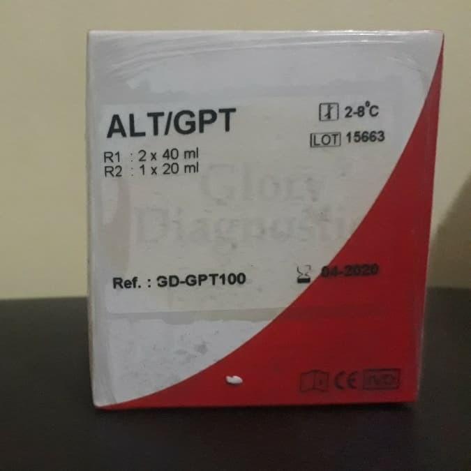 Foto Produk Reagen ALT/GPT Glory Diagnostics dari Setia Abadi Diagnostics