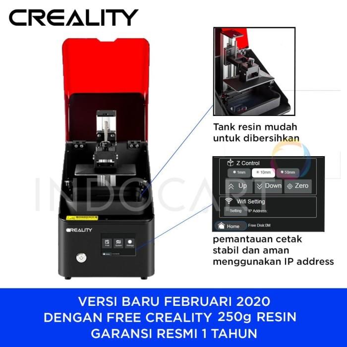 Foto Produk 3D Printer Creality LD-002 SLA LCD DLP Resin Light Cure Terbaru Resmi dari INDOCART
