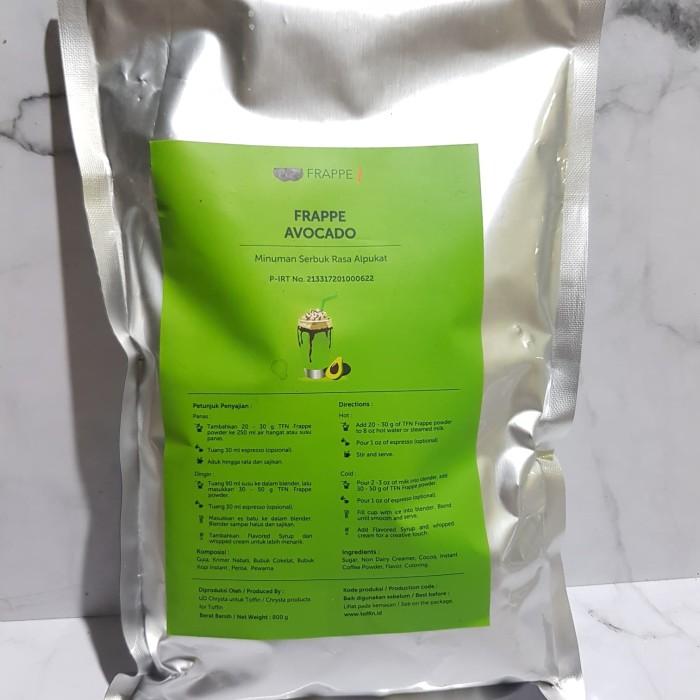 Foto Produk Toffin Ice Blender Frappe Bubuk Avocado 800 GR Best Seller! dari SS Suppliers F&B Jakarta