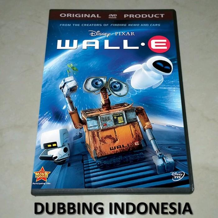 Jual Dvd Wall E 2008 Dub Indo Kab Banyuwangi Play Dvd Tokopedia