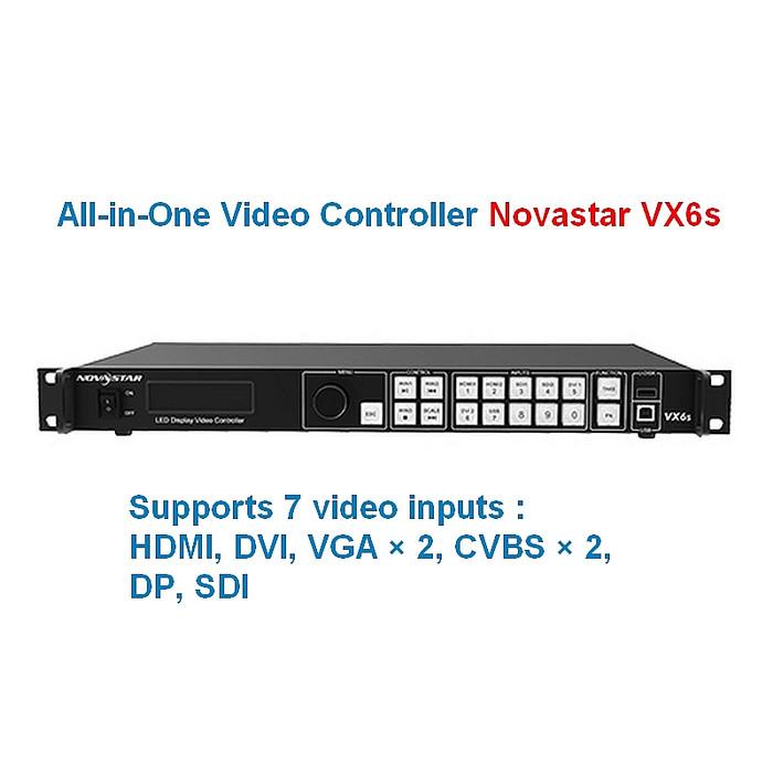 Foto Produk LED VIDEO PROSESOR VX6S NOVASTAR dari malangelektronik