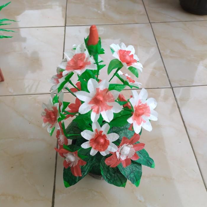 Jual Bunga Hias Kantong Kresek Bunga Matahari Kab Banyumas Tiara Olshops Tokopedia