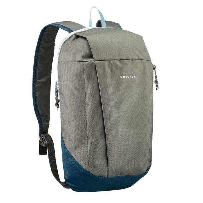 Foto Produk Quechua Backpack NH100 10L Khaki Decathlon - 2487055 dari Decathlon Indonesia