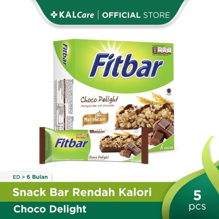 Foto Produk Fitbar Coklat 5X25G Bundling 3 Kotak dari KALCare Official Store