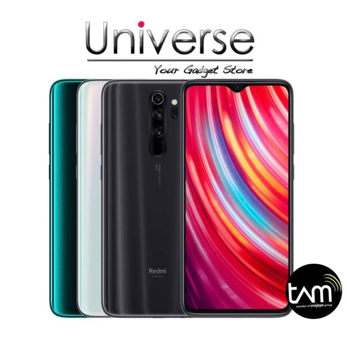 Foto Produk Xiaomi redmi Note 8 Pro 6/128 GB - Garansi Resmi TAM - Abu-abu dari Universe Store