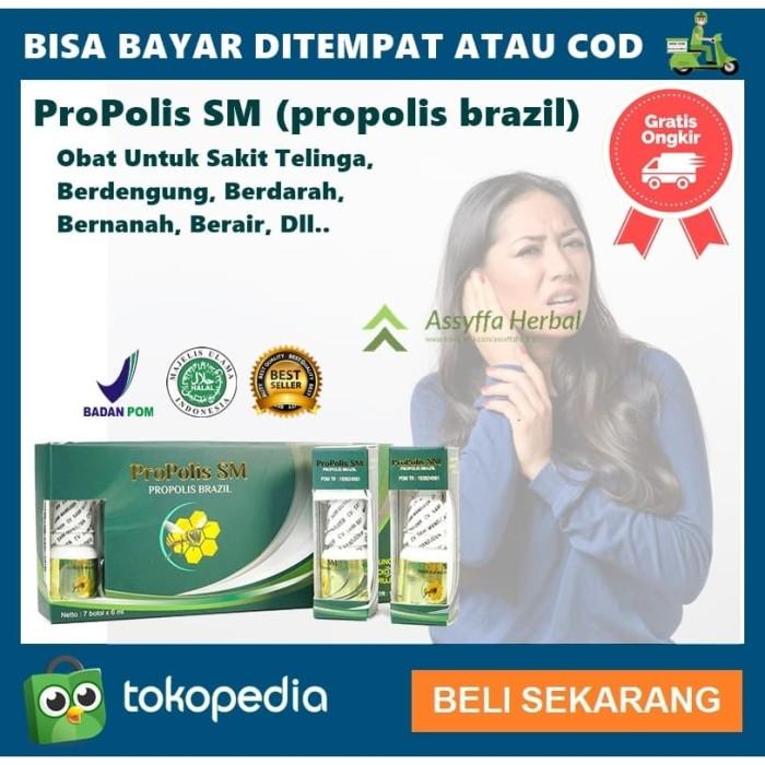 Foto Produk Obat Tetes Telinga Berair Berdengung Infeksi Gatal Congek Bernanah dari Assyffa Herbal