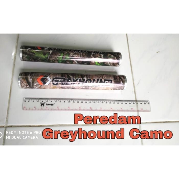 Foto Produk Peredam Greyhound Camo OD 38 dari cillaSport