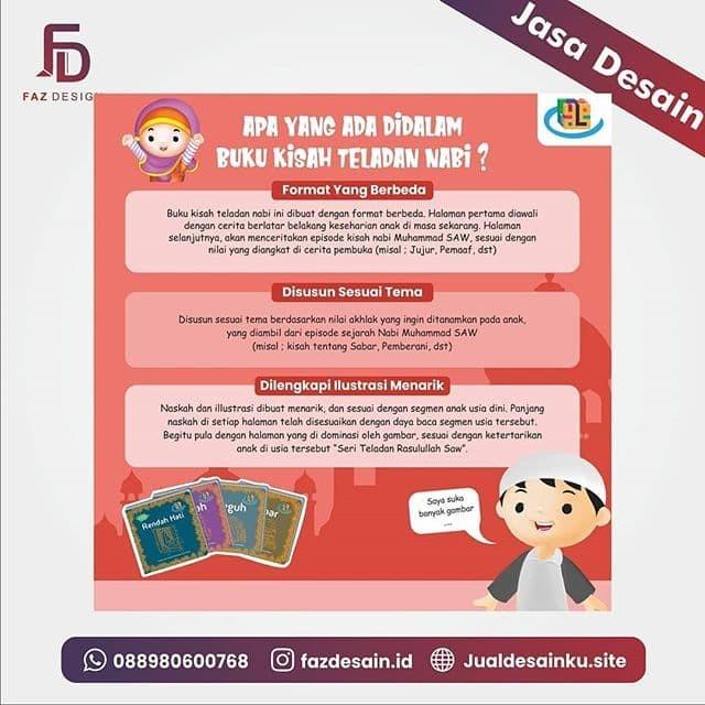 Jual Jasa Desain Infografis Konten Instagram Untuk Edukasi Promosi Kota Semarang Fazdesain Id Tokopedia