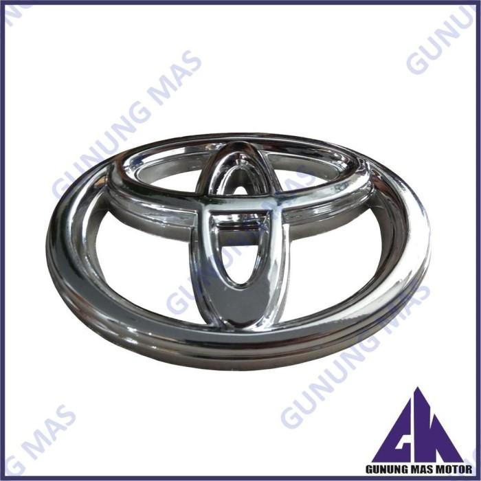 Jual Emblem Logo Grill T Untuk Toyota Kijang Grand Chrome Kota Depok Idastore2020 Tokopedia