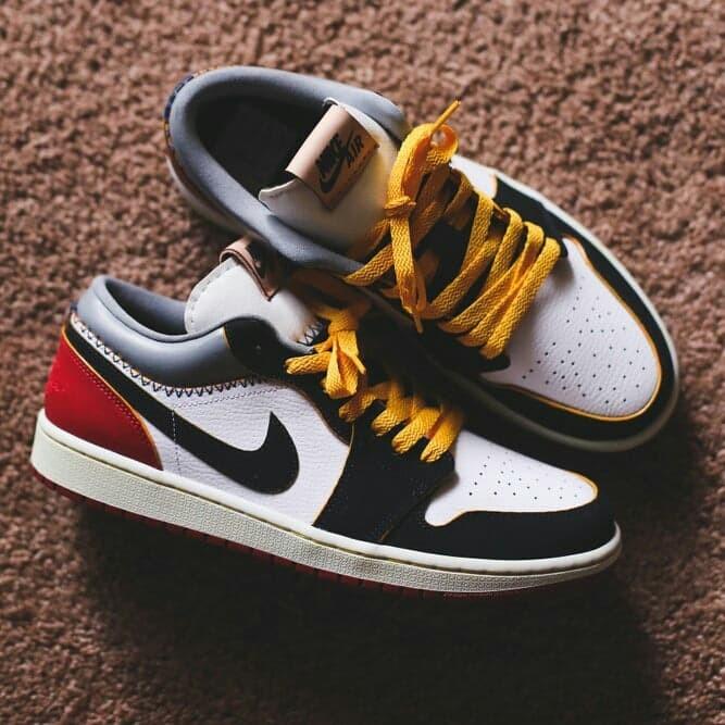 Jual Nike Air Jordan 1 Low X UNION