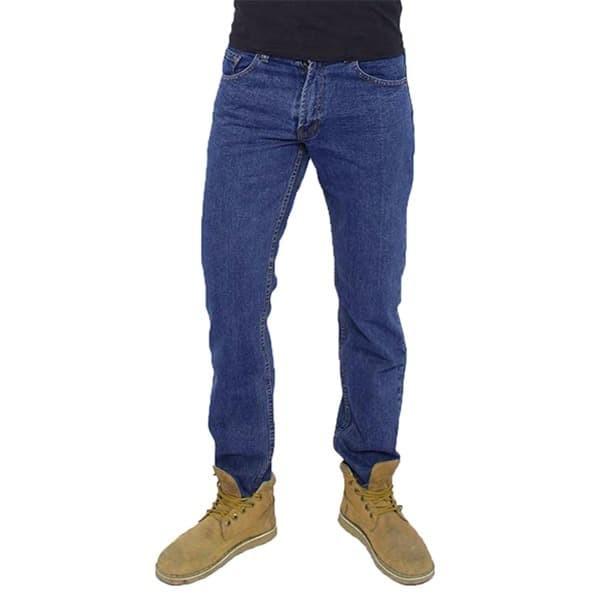 Foto Produk 2Nd RED Jeans Pria Basic Pola Standart Biru Langit 171909 - 29, Biru dari 2nd RED Jeans