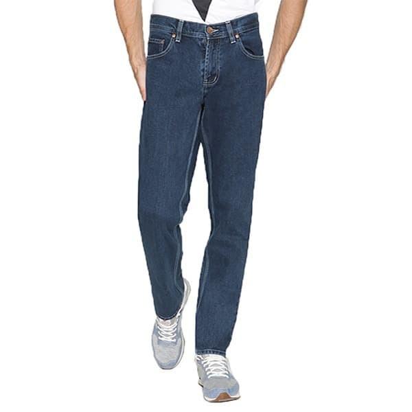Foto Produk 2Nd RED Jeans Pria Basic Pola Standart Biru Dongker 171908 - 30, Biru dari 2nd RED Jeans
