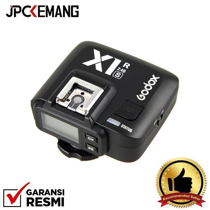 Foto Produk Godox X1R-S Wireless Flash Receiver for Sony dari JPCKemang
