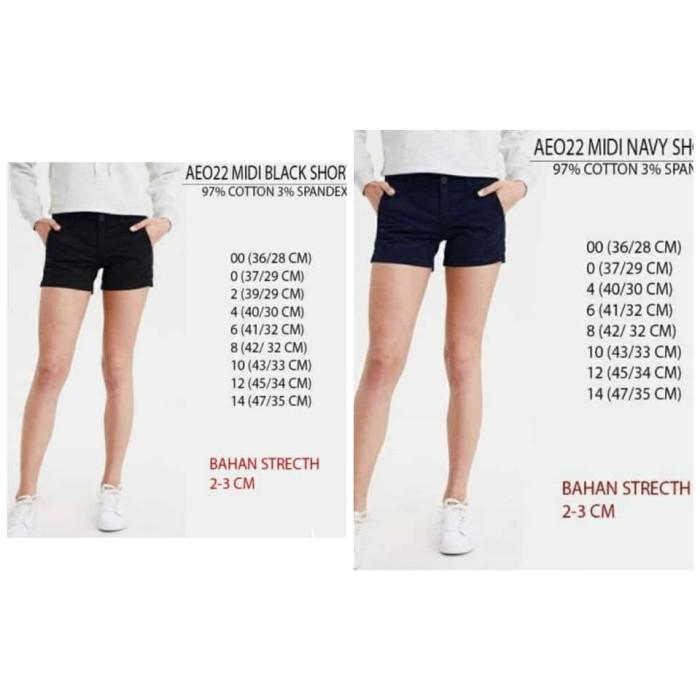 Jual American Eagle Midi Short Girls Jakarta Barat Kei Store Tokopedia
