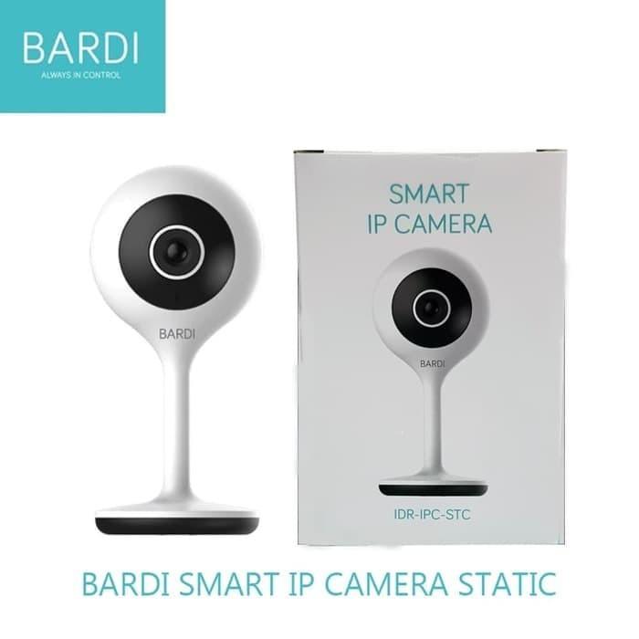 Foto Produk BARDI Smart IP Camera Static 1080p HD IDR-IPC-STC dari Uniq Computer