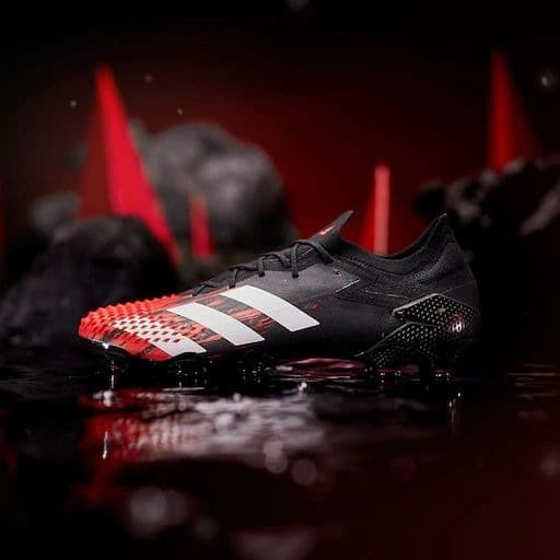 Jual Sepatu Bola Adidas Predator Mutator 20 1 Fg Core Black White