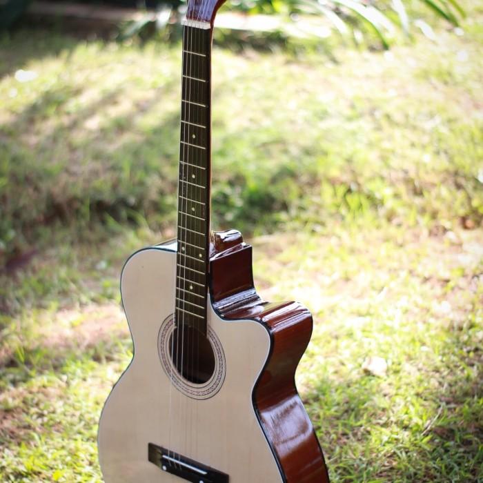 Foto Produk Gitar Akustik G525 Yamaha Paketan tas dan senar dari JakartaUndercover.id