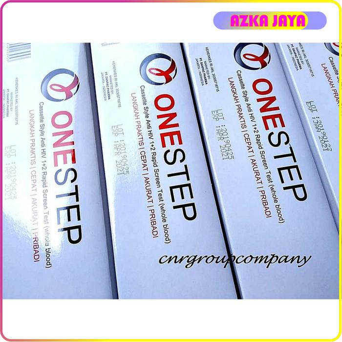 Jual Onestep Hiv Test Alat Uji Hiv Tes Hiva Azkajaya Jakarta