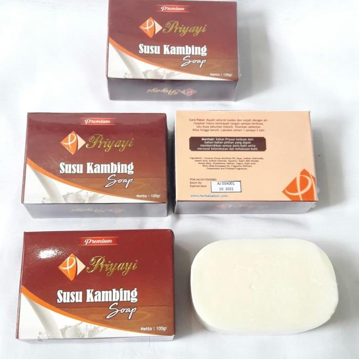 Harga Sabun Susu Kambing Untuk Wajah Berjerawat