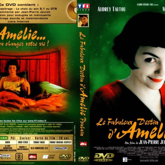 Jual Film Dvd Amelie 2001 Movie Collection Film Koleksi Jakarta Barat M Collector Tokopedia