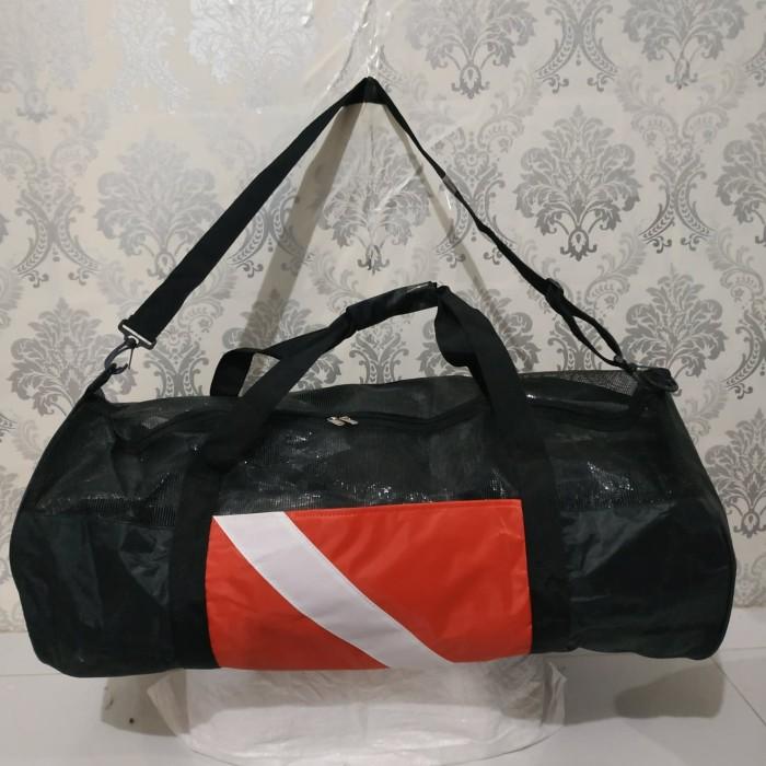 Jual Gear Bag Scuba Tas Selam Jaring BCD DiveFlag - Kota