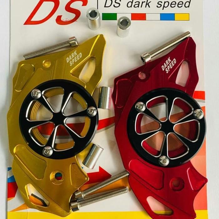 Foto Produk tutup cover gear cb 150 r cover gir cb150 honda dari motorspeedvariasi