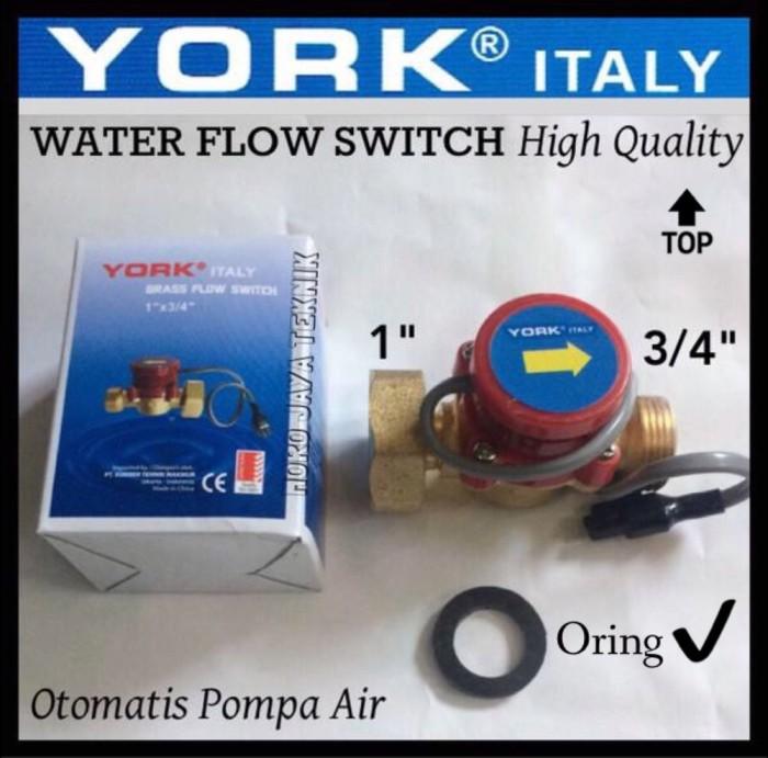 Jual Water Flow Switch York 1 X 3 4 Saklar Otomatis Pompa Air Booste Kab Cirebon Gladys Patricia Sung Tokopedia