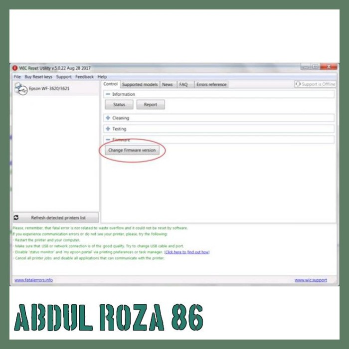 Jual Ready Wic Firmware Key Versi Online Jakarta Selatan Abdul Roza 86 Tokopedia