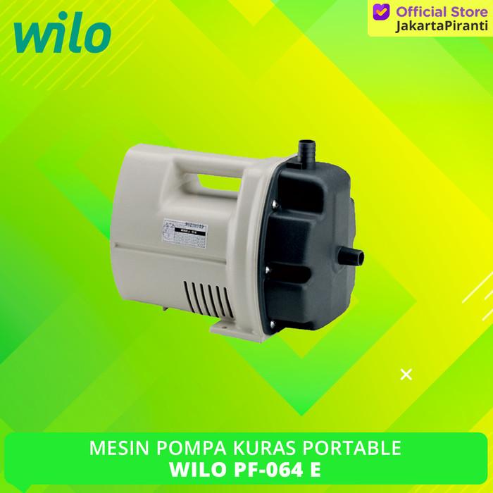 Foto Produk Pompa Kuras Portable - Handy Pump WILO PF 064 E dari Jakarta Piranti