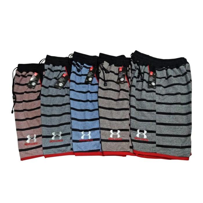 Foto Produk Celana pendek motif UA BAHAN ADEM / LEMBUT / 5 WARNA dari 8nine