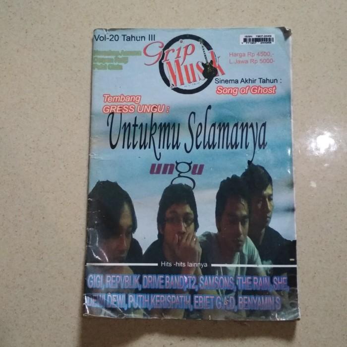 Jual Buku Chord Music Grip Musik Vol 20 Tahun Iii Kota Tangerang Selatan 90ch1t Tokopedia