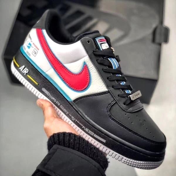 Sepatu Nike Air Force 1 Racing All Star