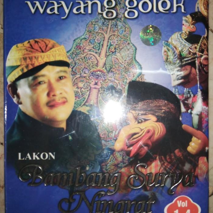 Jual Vcd Wayang Golek Kh Asep Sunandar Sunarya Lakon Bangbang Surya Ningrat Kota Tasikmalaya Irama Kaset Vcd Cd Tokopedia