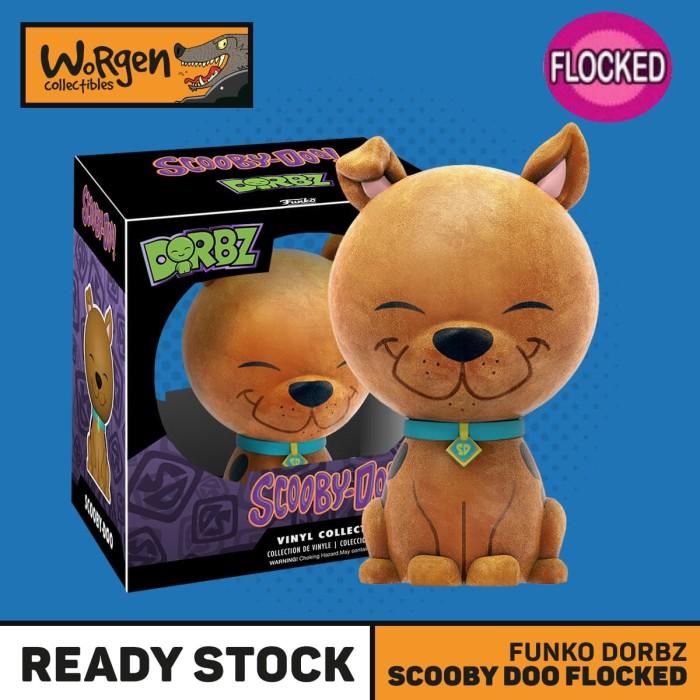 Foto Produk Funko Dorbz Scooby Doo Flocked dari worgen.id