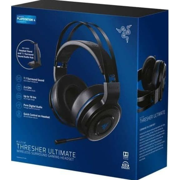 Foto Produk Razer Thresher ULTIMATE For PlayStation 4 - Gaming Headset dari KomputerServicesSolution