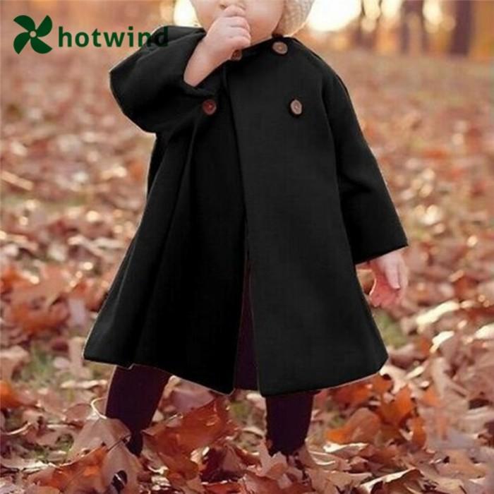 Jual Terbaru Kids Autumn Winter Fashion Long Coat Warm Cute Clothing Girl Jakarta Pusat Sandalarang Tokopedia