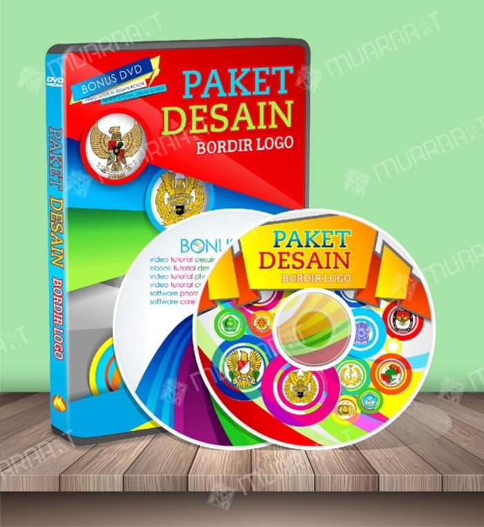 Jual Paket Desain Bordir Logo Collection Kab Sragen Metametarika Tokopedia