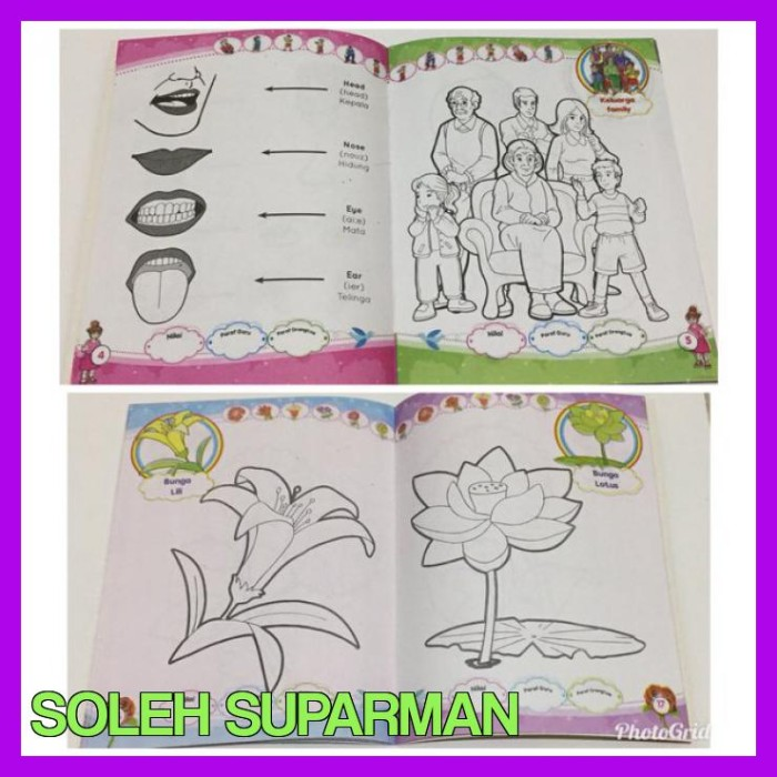 Jual Sale Buku Mewarnai Anak Tk Dan Paud Mengenal Dan Mewarnai Hvs Jakarta Barat Soleh Suparman Tokopedia