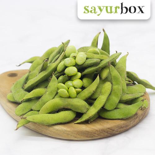 Foto Produk Edamame (500gr) dari Sayurbox