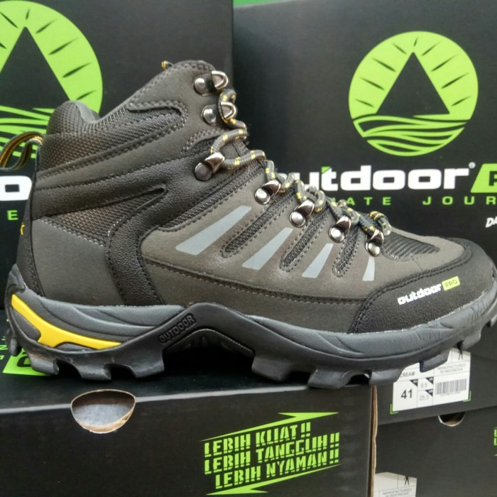 Jual Sepatu Gunung Waterproof Hiking Traveling Outdoor Pro Not