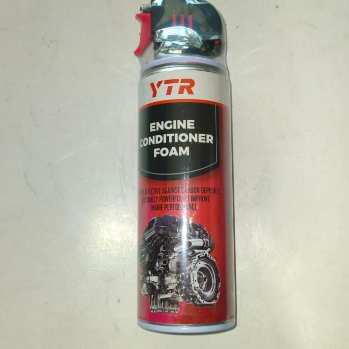 Foto Produk Injector Cleaner Engine Conditioner Foam Busa YTR pengganti DCS dari Tunas Bekasi
